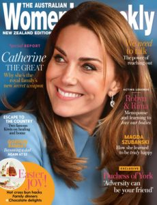 The Australian Women's Weekly New Zealand Edition – April 2020