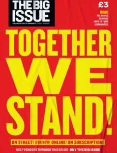 The Big Issue – March 23, 2020