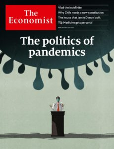 The Economist Continental Europe Edition – March 14, 2020