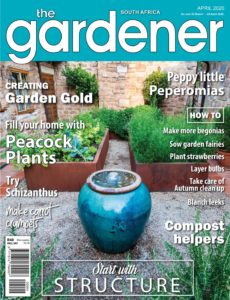 The Gardener South Africa – April 2020