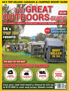 The Great Outdoors Guide – March 2020