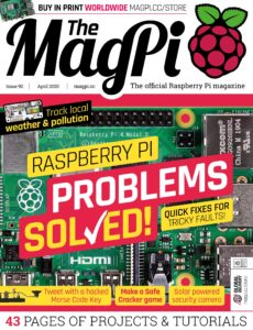 The MagPi – Issue 92, April 2020