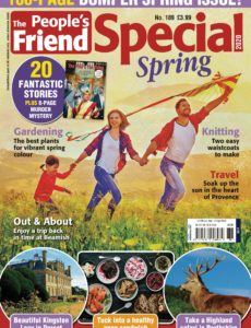 The People's Friend Special – March 25, 2020