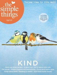 The Simple Things – April 2020