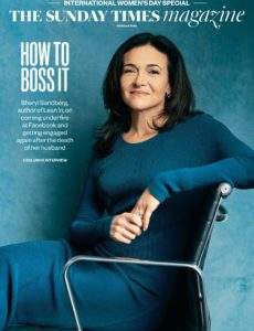 The Sunday Times Magazine – 8 March 2020