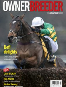 Thoroughbred Owner Breeder – Issue 185 – January 2020
