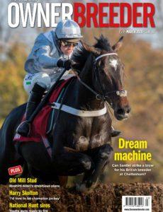 Thoroughbred Owner Breeder – Issue 187 – March 2020