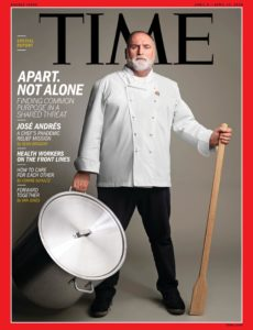 Time International Edition – April 06, 2020
