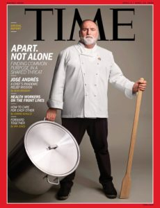 Time USA – April 06, 2020