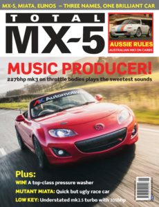 Total MX-5 – Spring 2020