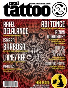 Total Tattoo – Issue 186 – April 2020