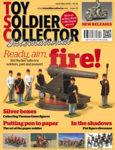 Toy Soldier Collector International – Issue 93 – April-May 2020