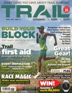 Trail South Africa – April-May-June 2020