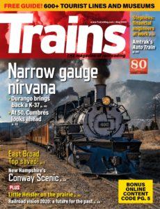 Trains – May 2020