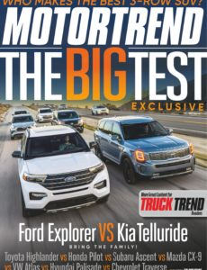 Truck Trend – May-June 2020