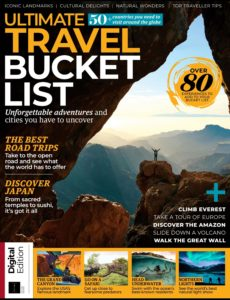 Ultimate Travel Bucket List – 2nd Edition 2019