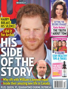 Us Weekly – March 30, 2020