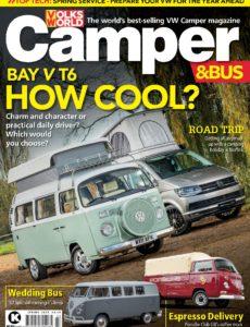 VW Camper & Bus – Spring 2020