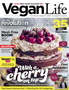 Vegan Life – Issue 60 – March 2020