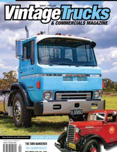 Vintage Trucks & Commercials – March-April 2020