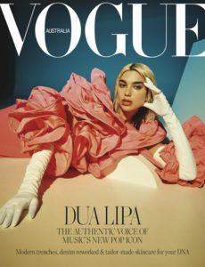 Vogue Australia – April 2020