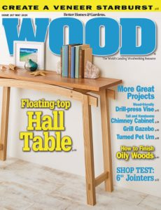 WOOD Magazine – May 2020