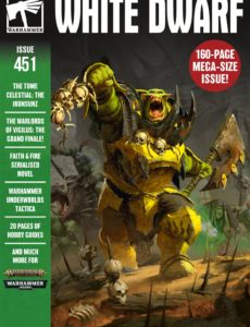 White Dwarf – Issue 451 2020
