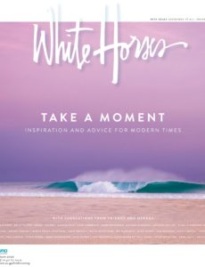 White Horses – March 2020