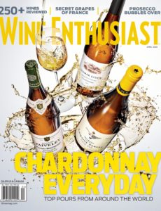 Wine Enthusiast – April 2020