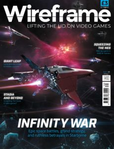 Wireframe – Issue 34 2020