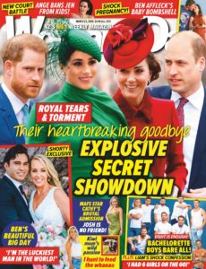 Woman's Day New Zealand – March 23, 2020