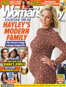 Woman's Day New Zealand – March 30, 2020