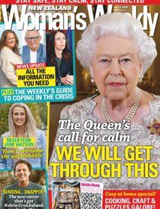 Woman's Weekly New Zealand – April 06, 2020