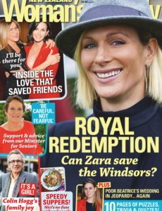 Woman's Weekly New Zealand – March 30, 2020