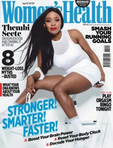 Women's Health South Africa – April 2020