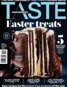 Woolworths Taste – April 2020
