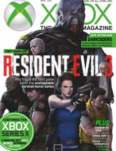Xbox The Official Magazine UK – April 2020