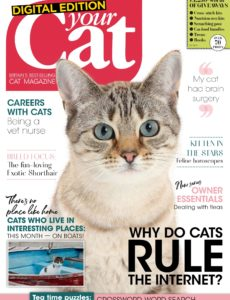 Your Cat – April 2020