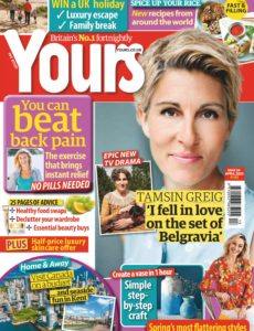 Yours UK – 29 March 2020