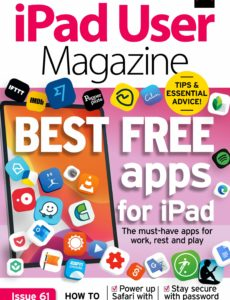 iPad User Magazine – Issue 61 – March 2020