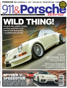911 & Porsche World – March 2020
