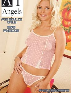 A1 Angels Sexy Girls Adult Photo Magazine – April 2020