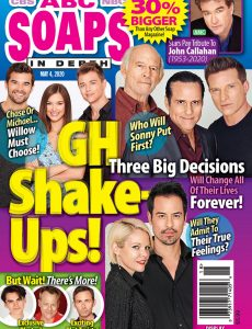 ABC Soaps In Depth – May 04, 2020
