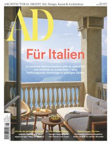 AD Architectural Digest Germany – Mai 2020