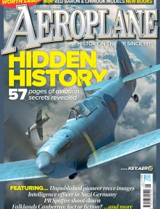 Aeroplane – Issue 565 – May 2020