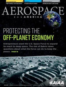 Aerospace America – April 2020