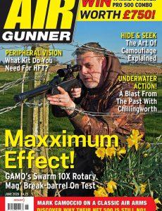 Air Gunner – June 2020