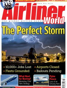 Airliner World – May 2020