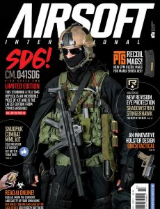 Airsoft International – Volume 15 Issue 13 – April 2020
