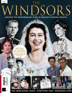All About History Book Of the Windsors – 3rd Edition 2020